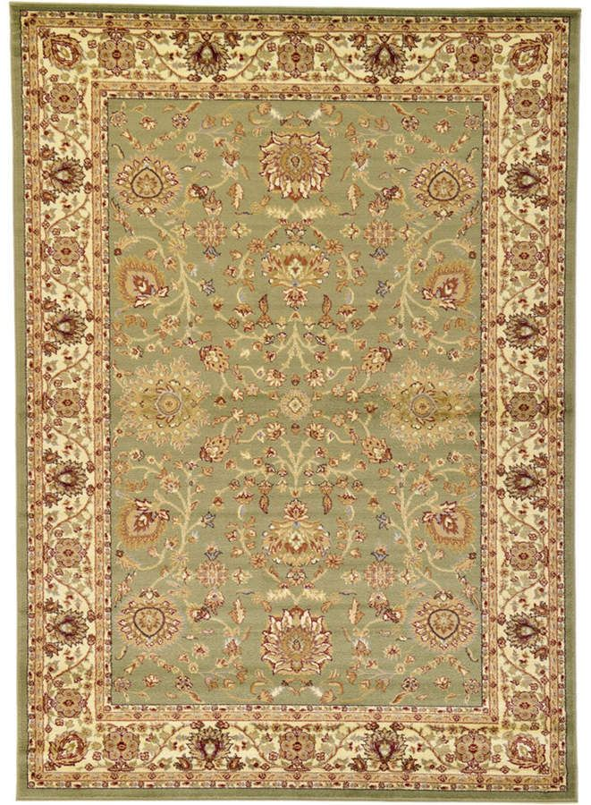Page Psg8 Light Green 7 X 10 Area Rug Products In
