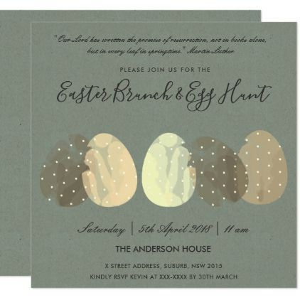 Modern watercolor easter eggs egg hunt invite romantic wedding modern watercolor easter eggs egg hunt invite romantic wedding gifts wedding anniversary marriage party negle Image collections