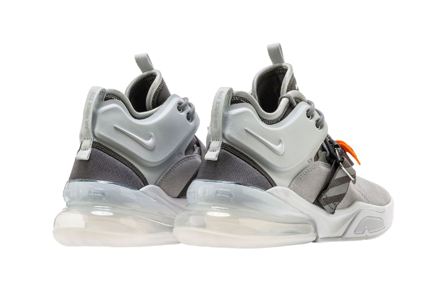 Nike Air Force 270 Wolf Grey Sail Release Date info purchase d84b19bce