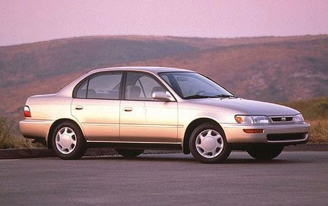 Toyota Corolla Service Repair Manual 1997 1998 1999 2000 2001 2002 Download Toyota Corolla New Corolla Corolla