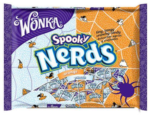 Halloween Nerds Candy.Wonka Spooky Nerds Best Candy Monster Candy Orange Punch
