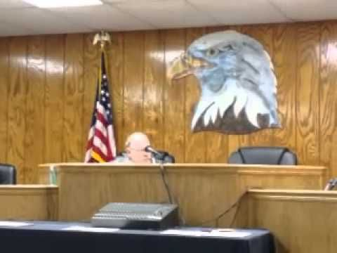 """VIDEO - Bauxite Council: """"Yes"""" to Landfill Expansion, """"I Don't Know"""" to Alcohol, Court Venue & more issues http://ow.ly/LVtGC #salinear"""