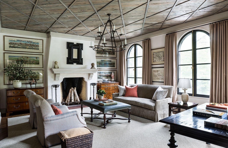 40 Rooms with Unique Ceilings | Best ceiling designs ...
