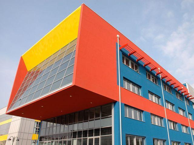 Attractive Design School In The Politecnico Di Milano University.