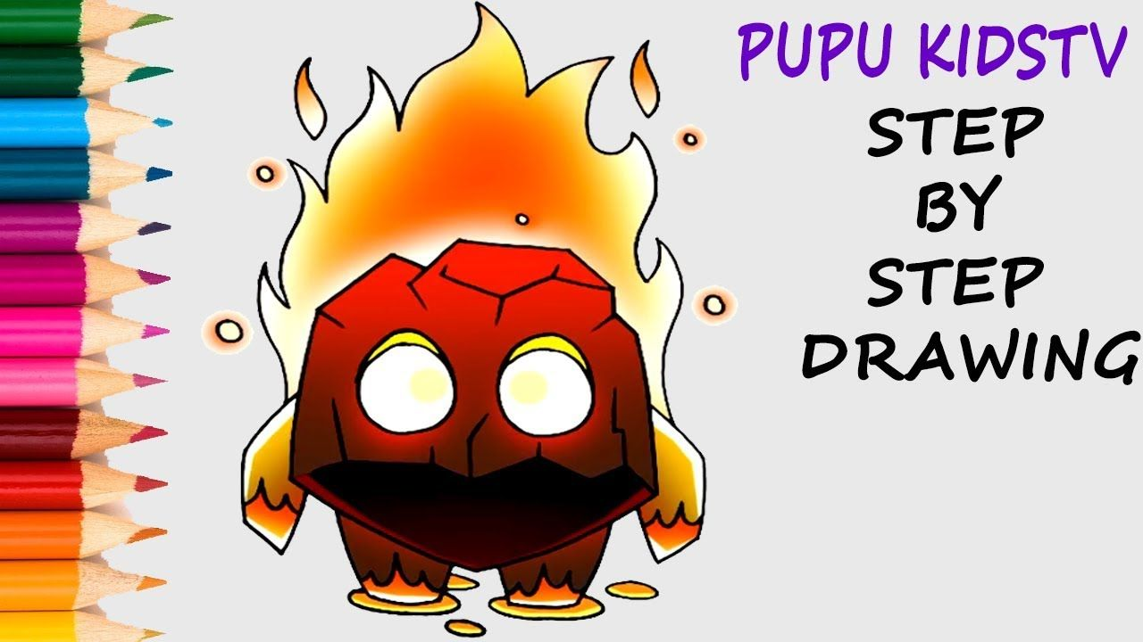how to draw fire in photoshop