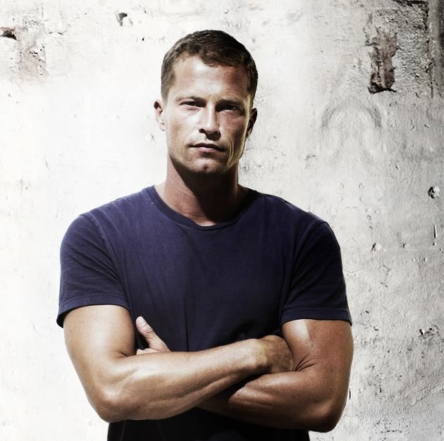 Nik Schweiger in 2014 nik schweiger teamed up with his actor and