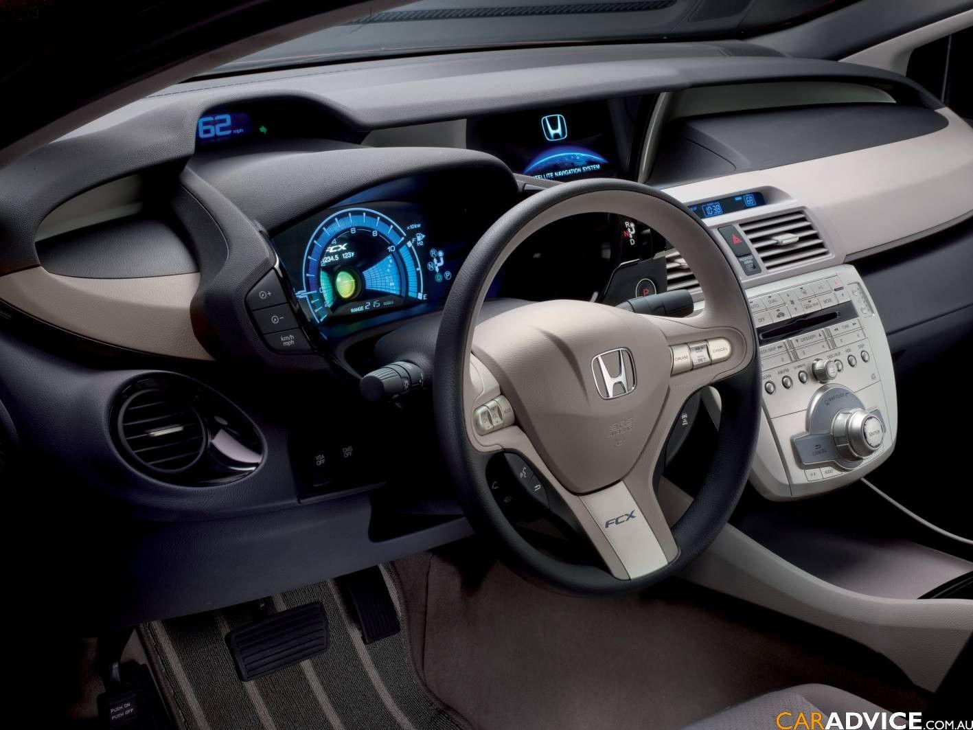 Honda Clarity Honda