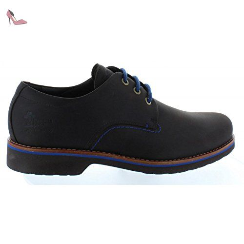 Chaussures pour Homme PANAMA JACK KITO C30 NAPA GRASS MARRON Taille 40 -  Chaussures panama jack