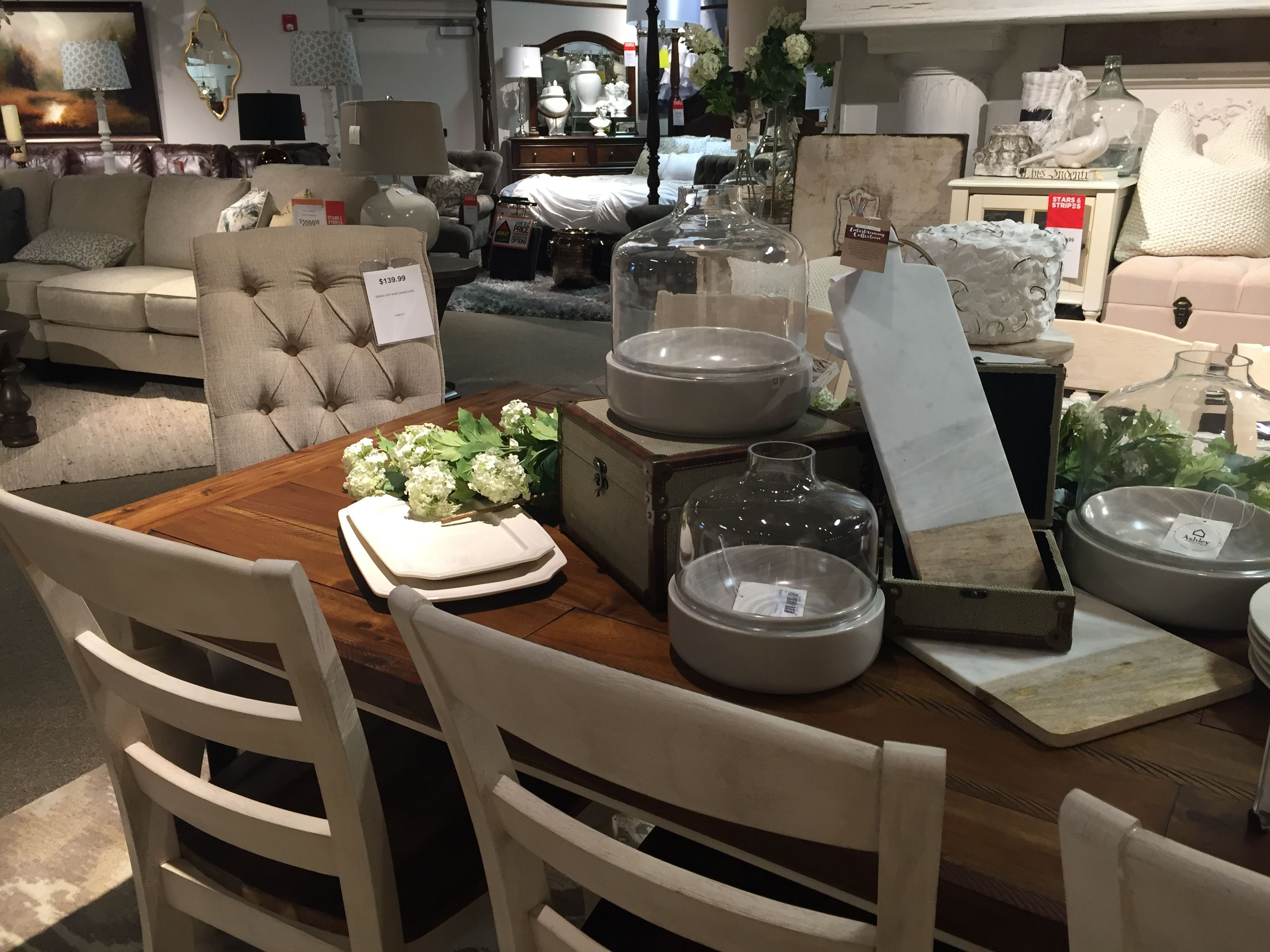 west county marsilona dining inspire | dsg store designs