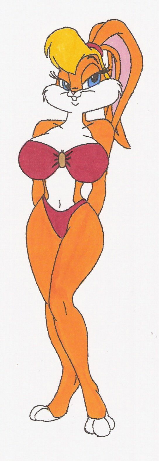 Lola Bunny By 4398deviantartcom On At Deviantart Lola Bunny Looney