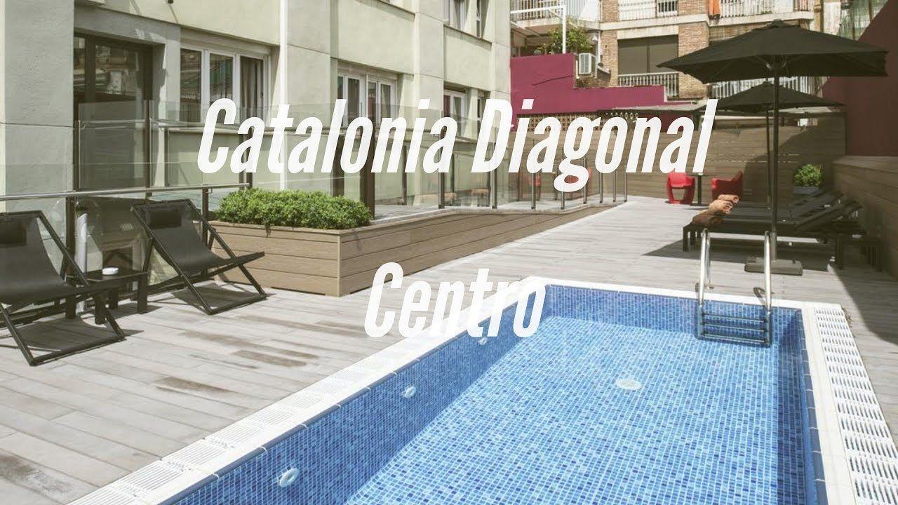Hotel Catalonia Diagonal Centro en Barcelona, España