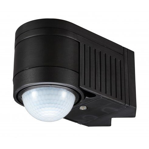1479 alia corner mount motion sensor in black surround lighting lights 1479 alia corner mount motion sensor in black surround aloadofball Images