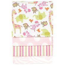 Carter S Zebra 4 Pack Receiving Blankets Carters