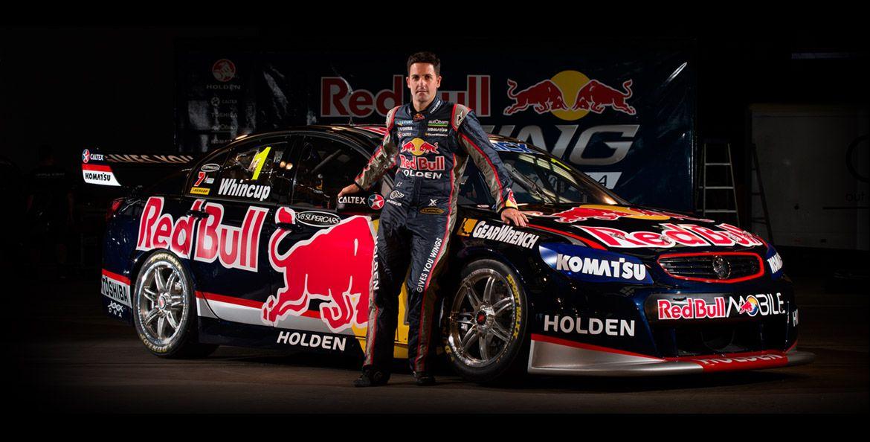 Jamie Whincup Super Cars Motorsport Holden