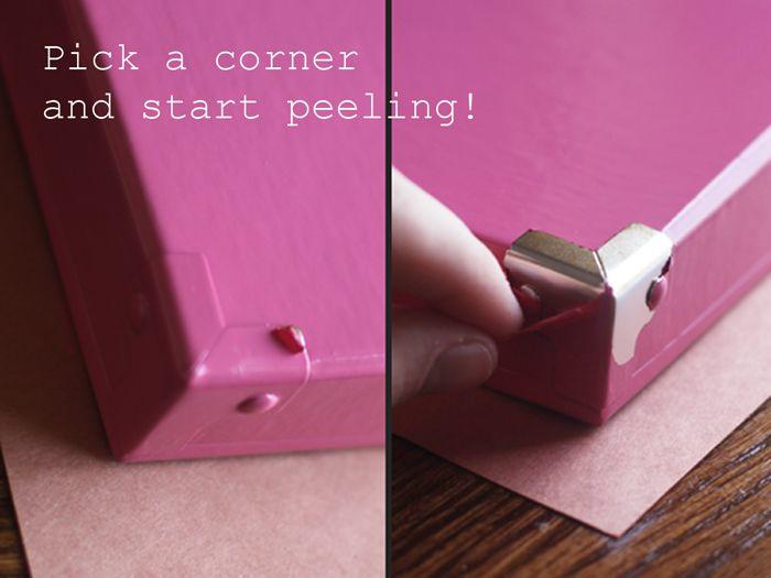Spray-painting Ikea Kassett Boxes | Decorating | Ikea kassett, Ikea