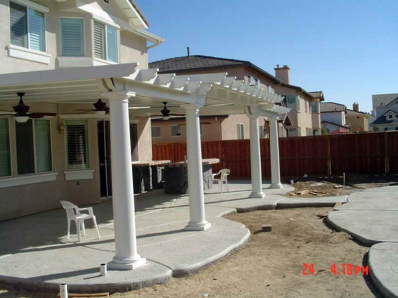 images about patio cover ideas on, concrete patio cover up ideas, concrete patio covering ideas