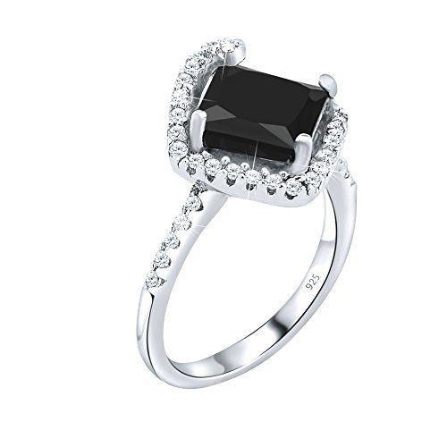 Women's Sterling Silver .925 Ring 45 Sparkling Black and ... https://www.amazon.com/dp/B01M04M63I/ref=cm_sw_r_pi_dp_U_x_weupAbQ3C6N2Y