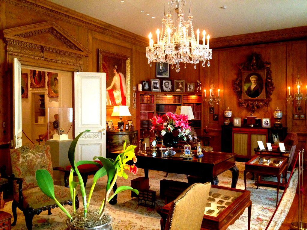 loveisspeed....... Hillwood Estate, Museum & Gardens is a