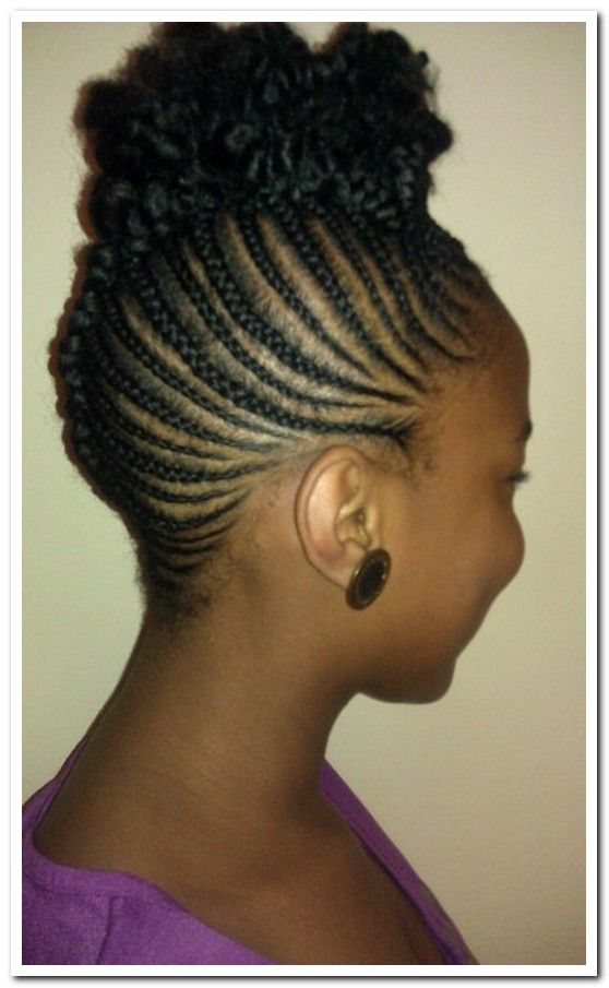 Braided Hairstyles For Black Women 2014 Braided
