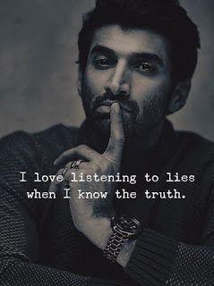 I love listening