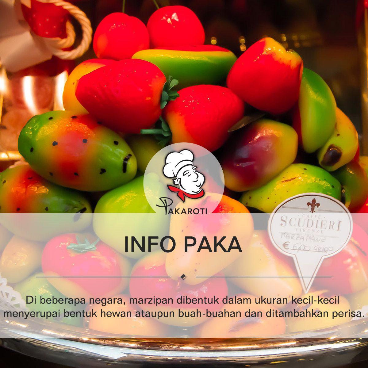 Selain Digunakan Sebagai Icing Pada Cake Marzipan Juga Bisa Diolah Menjadi Permen Di Beberapa Negara Marzipan Dibentuk Dalam Ukuran Kec Marzipan Buah Permen