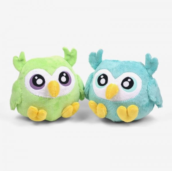 Download Owl Plush Bird Toy Sewing Pattern Sewing Pattern (FREE ...