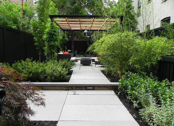 Glas pergola markise gras pflanzen Überdachte terrasse modern holz ...
