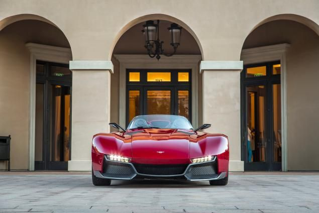 Rezvani Introduces Drop Top Beast Speedster The Second Addition