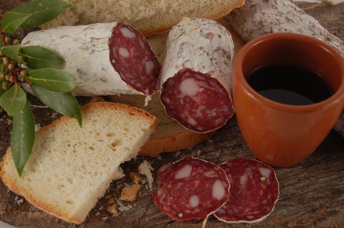 Pin su tuscan food