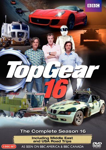 Top Gear The Complete Season 16 19 99 With Images Tv Talk Show Top Gear Bbc America