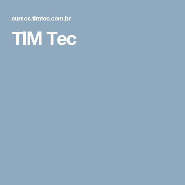 TIM Tec