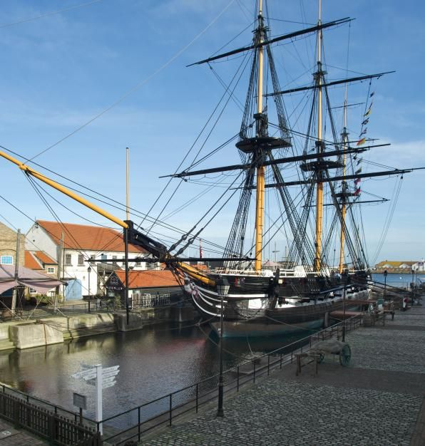 Hms Trincomalee Hartlepool Oldest British Warship Still Afloat Joins The National Museum Of The Royal Navy Royal Navy National Museum Fleet
