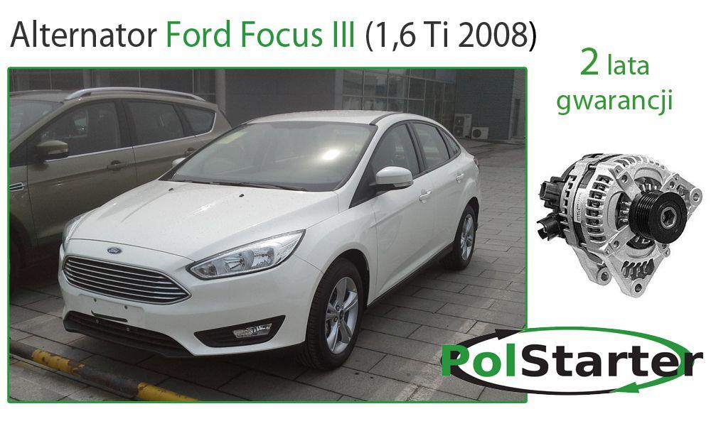 Mamy Swietna Oferte Dla Posiadaczy Forda Focusa Kompletny Alternator Z Kolem Pasowym I Dwuletnia Gwarancja Jest Dostepny W Naszym Alternator Ford Focus Ford