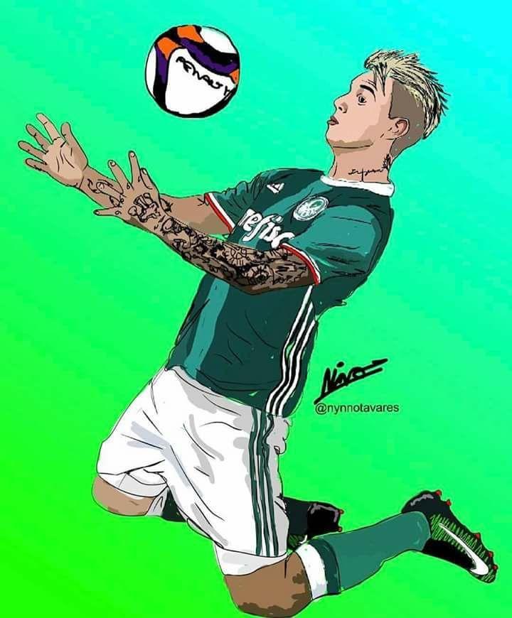 Roger Guedes - Palmeiras  9240b9765fdac