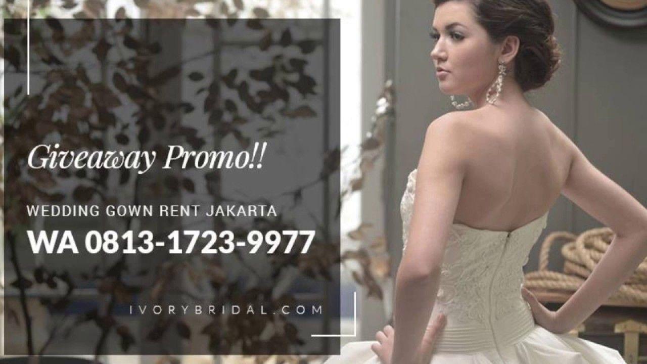 Butik Online Paket Wedding Hotel Jakarta Sewa Crown Pengantin