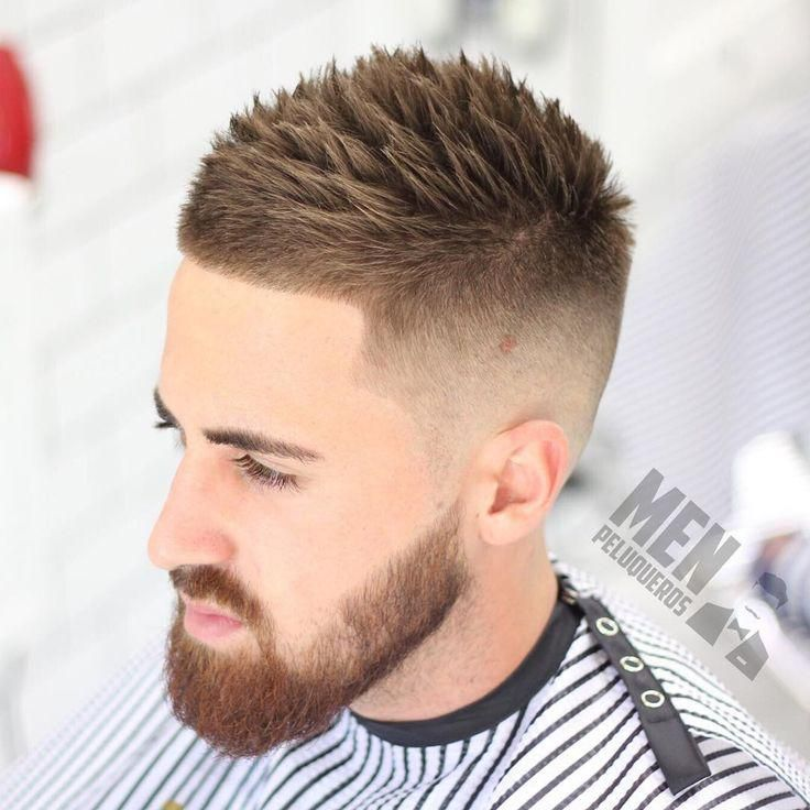 25 Short Hairstyles For Men With Cowlicks Mens Hairstyles