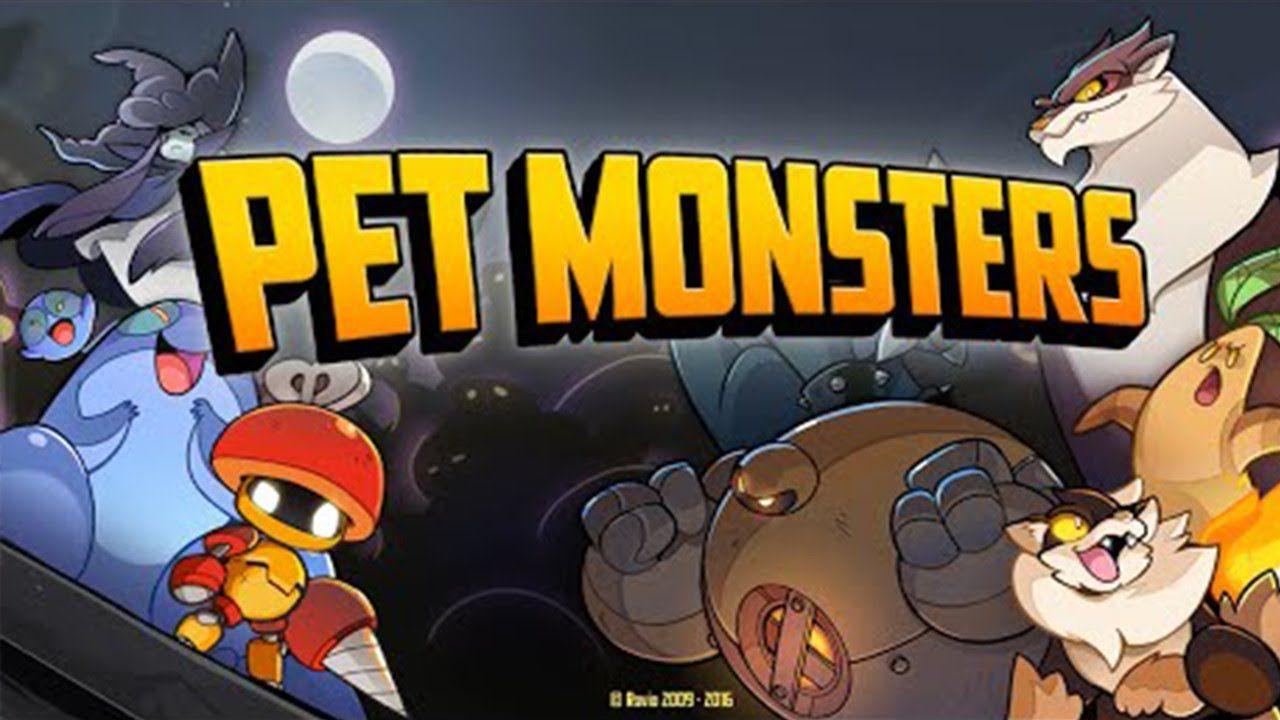 Pet monsters ios android gameplay trailer met afbeeldingen
