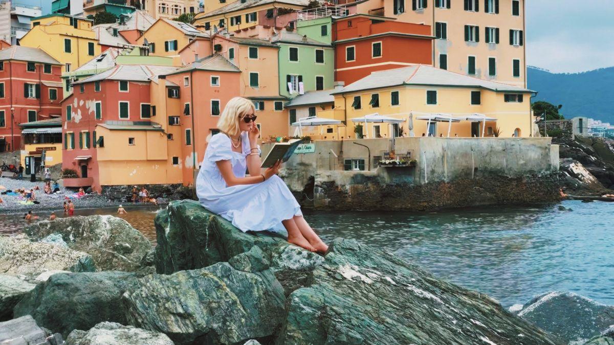 Italian landscape, italian beach, italian summer, italy, italian instagram, italian coast