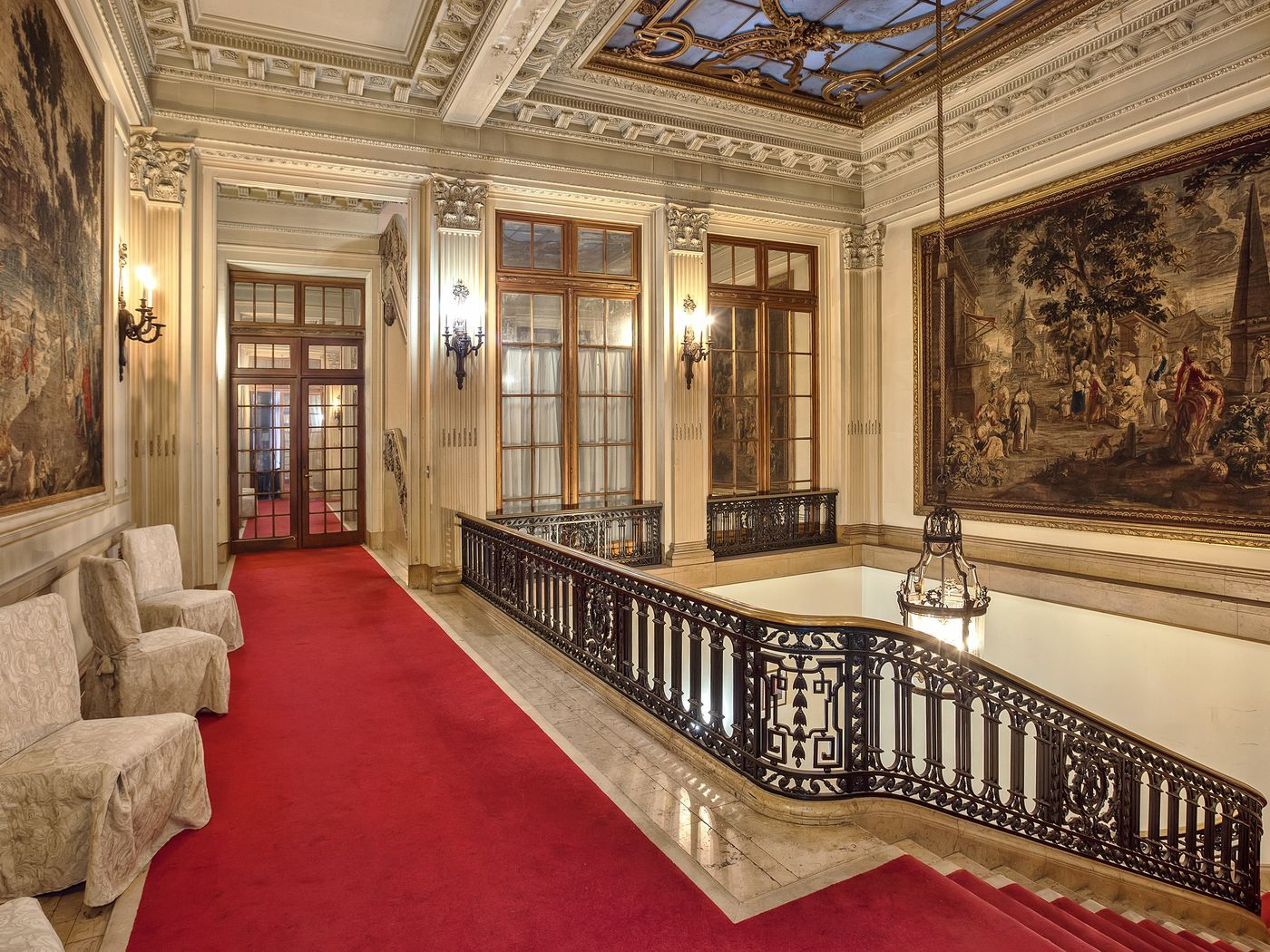 Landmarked Upper East Side mansion owned by former ...