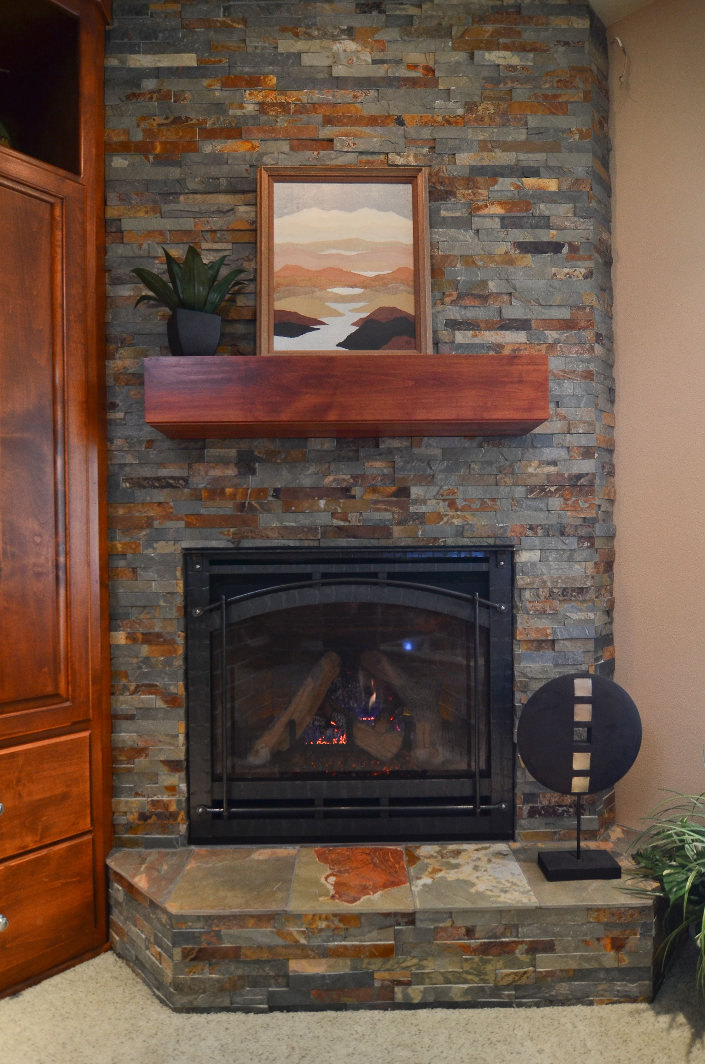 Pin By Ember Degregorio Houston On House Fireplace Remodel