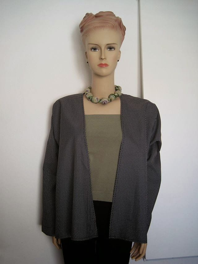 Famous Kimono Jacket Muster Sewing Ornament - Decke Stricken Muster ...