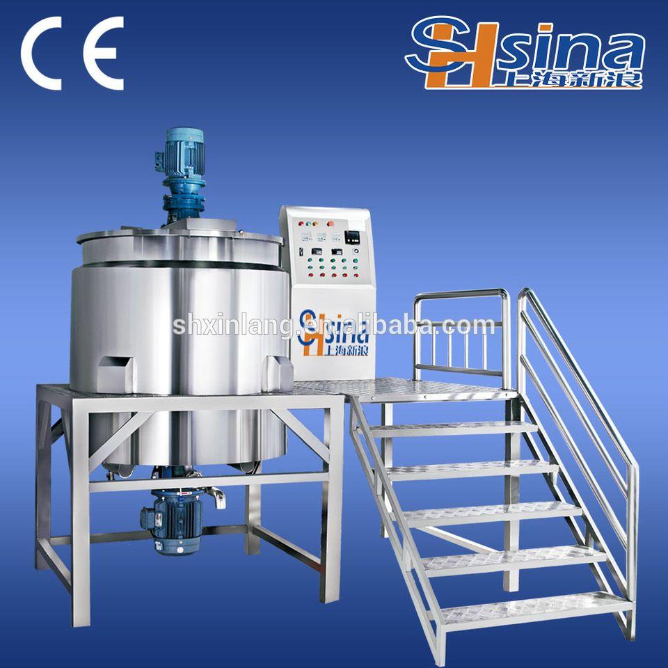 Shsinahigh Quality Liquid Hand Sanitizer Making Machine Stainless