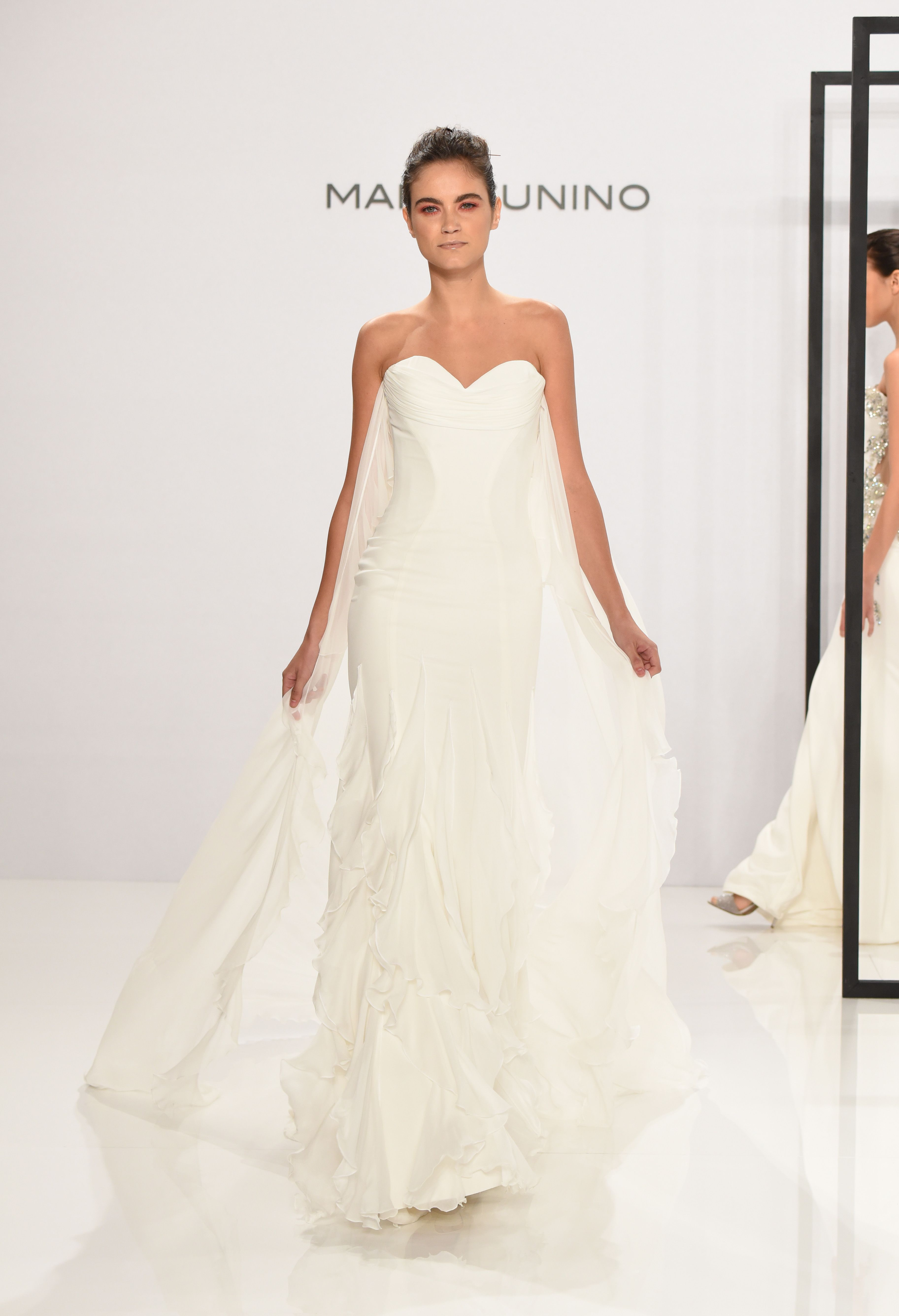 The most beautiful wedding dresses from New York Bridal Fashion Week ...