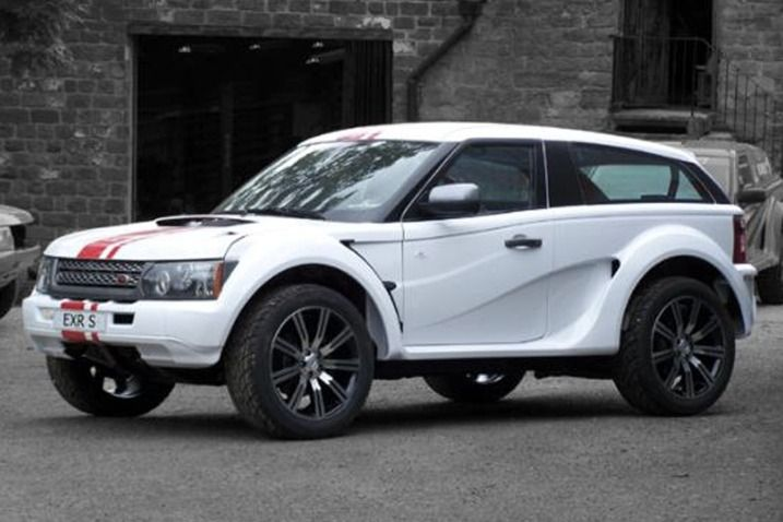 Bowler EXR S - Bowler and Land Rover's off road vehicle. $242,000 ...