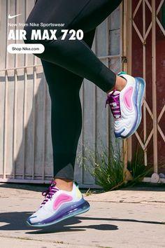 Air Max 720 Women's Shoe en 2020 | Zapatillas mujer nike ...