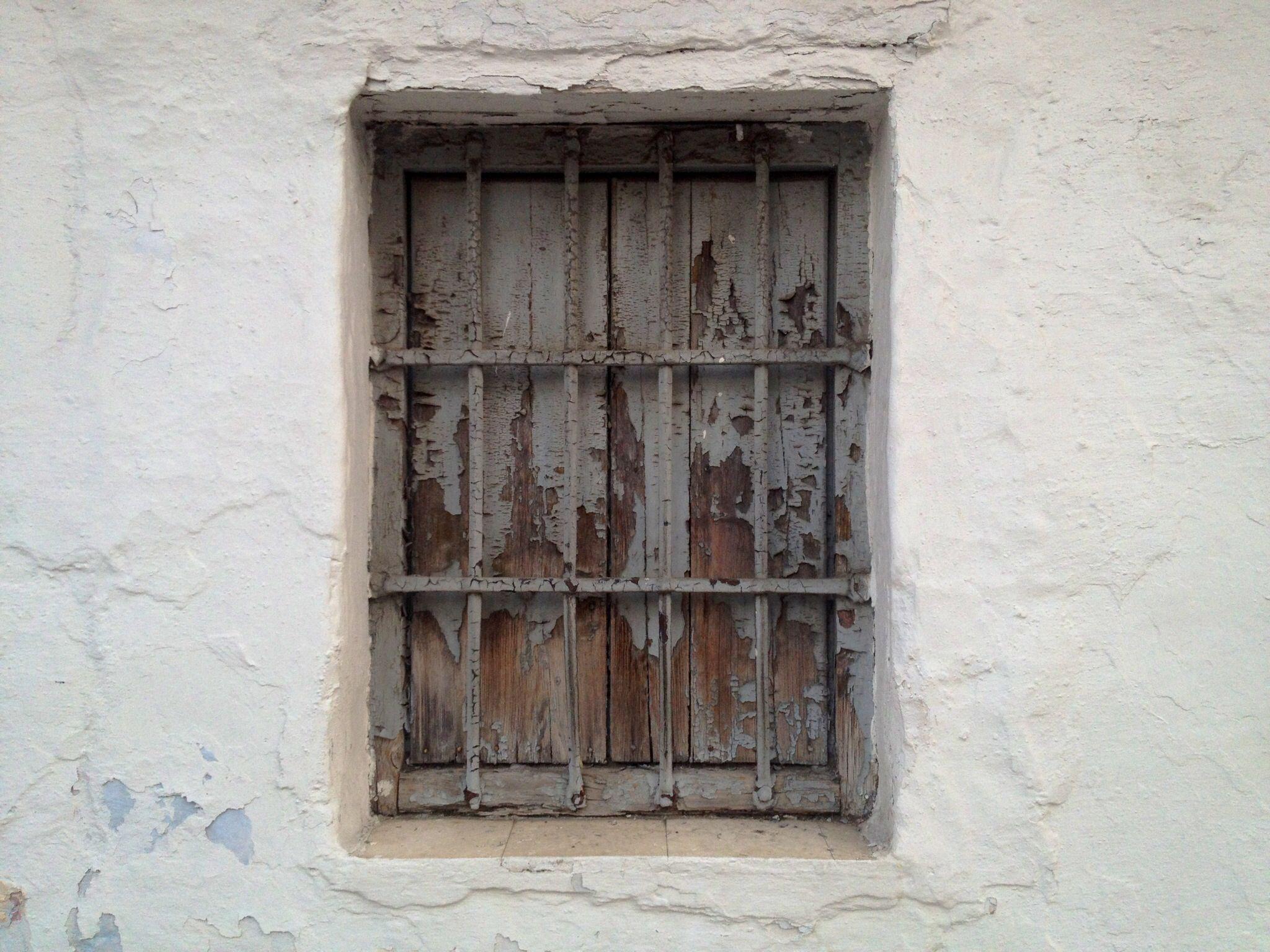 Window in Spain