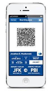 Jetblue Elevates Travel Experiences With Mobile Boarding Passes