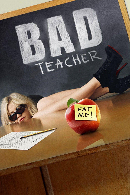 Image result for bad teacher poster