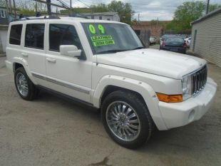 Used 2009 Jeep Commander Limited For Sale Everyauto Com Jeep Commander Jeep Suv