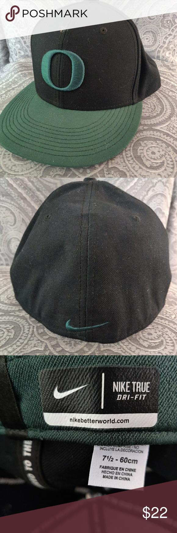Oregon Ducks 7 1 2 Nike Dri Fit Hat Fitted Hats Nike Accessories Nike Dri Fit [ 1740 x 580 Pixel ]